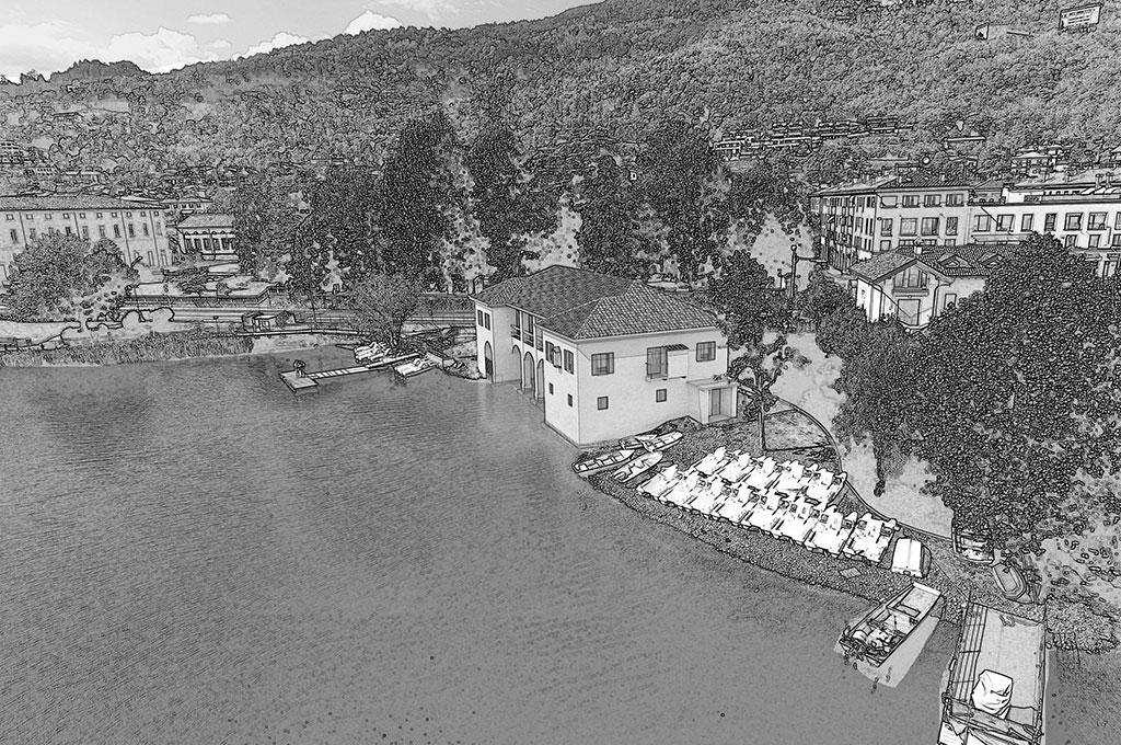 Casa di Pesca, Pusiano (Co), anno 2020